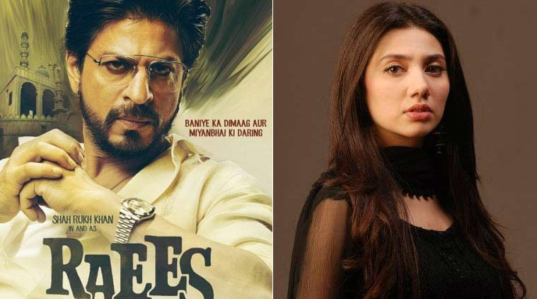 Watch raees Trailer - shahrukh khan mahira khan