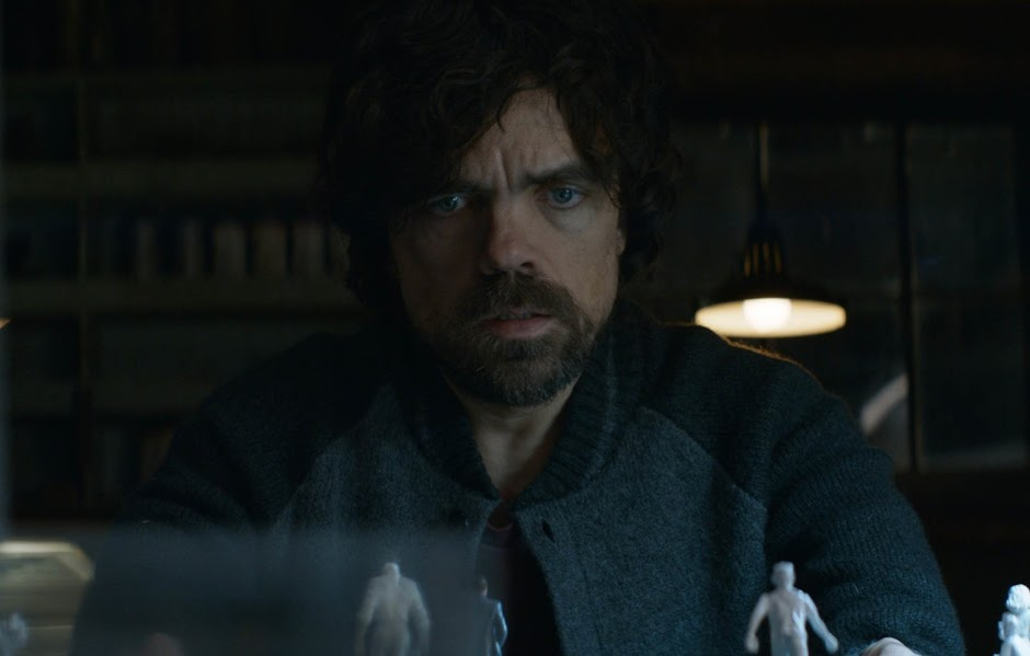 "Peter Dinklage caça um assassino no trailer do suspense ""Rememory"""