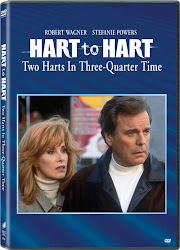 HART TO HART - TWO HARTS IN THREE QUARTER TIME .. STARRING ROBERT WAGNER .. STEFANIE POWERS