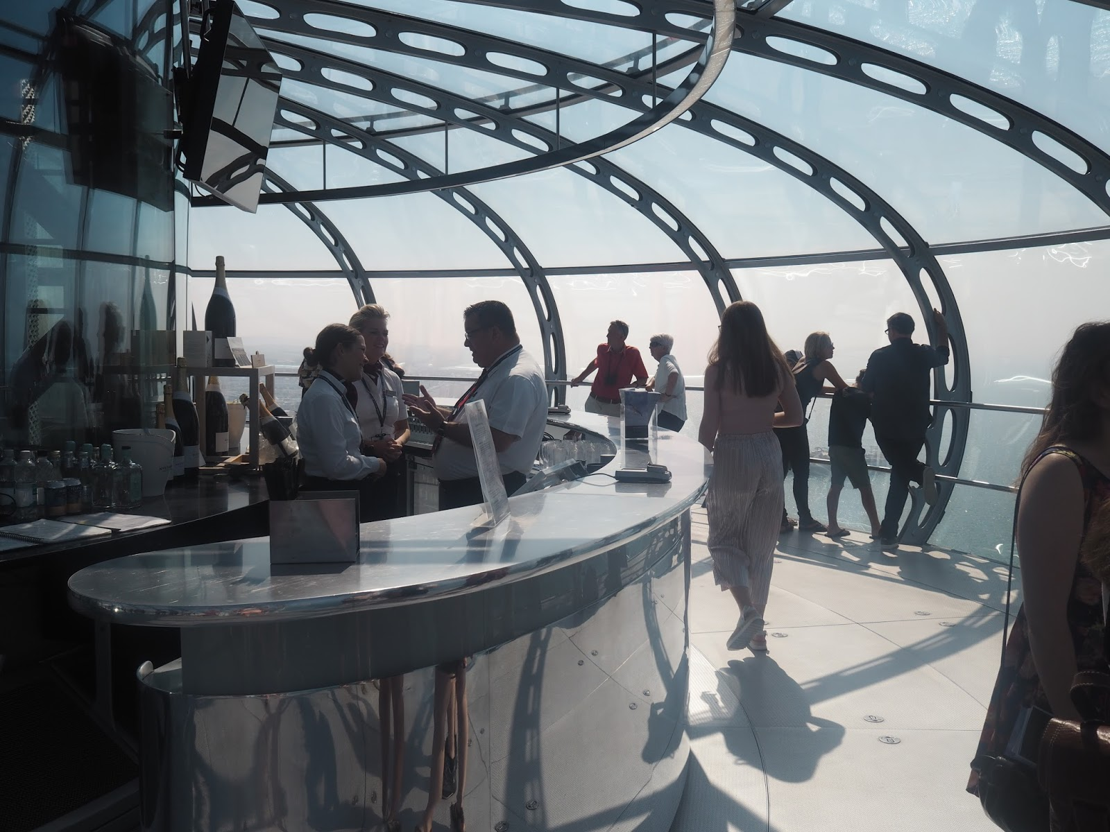 Bar in the i360, Brighton