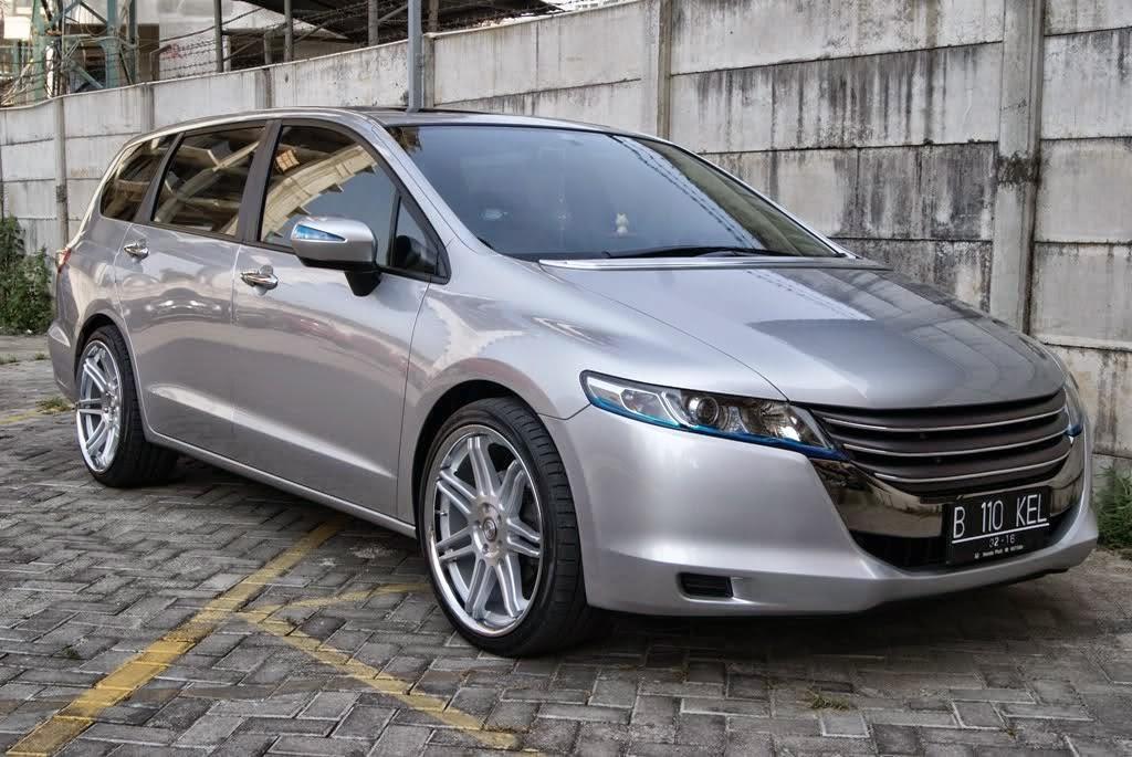 modifikasi Mobil honda Odyssey
