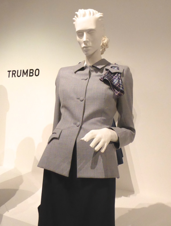 Diane Lane Cleo Trumbo movie costume