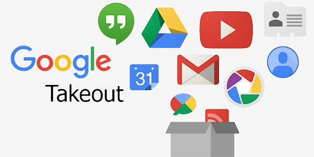 كيف تستعيد بياناتك مع Google Takeout من جوجل