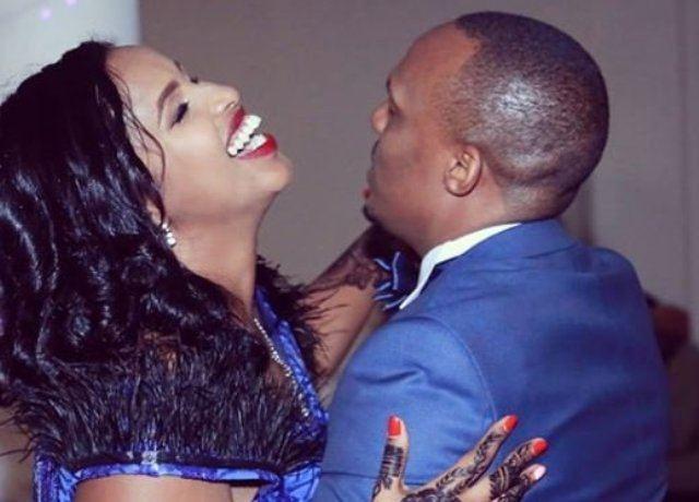 Ben Kitili, Ben Kitili photo with his wife in the 16th November wedding. PHOTO | BANA MEDIA