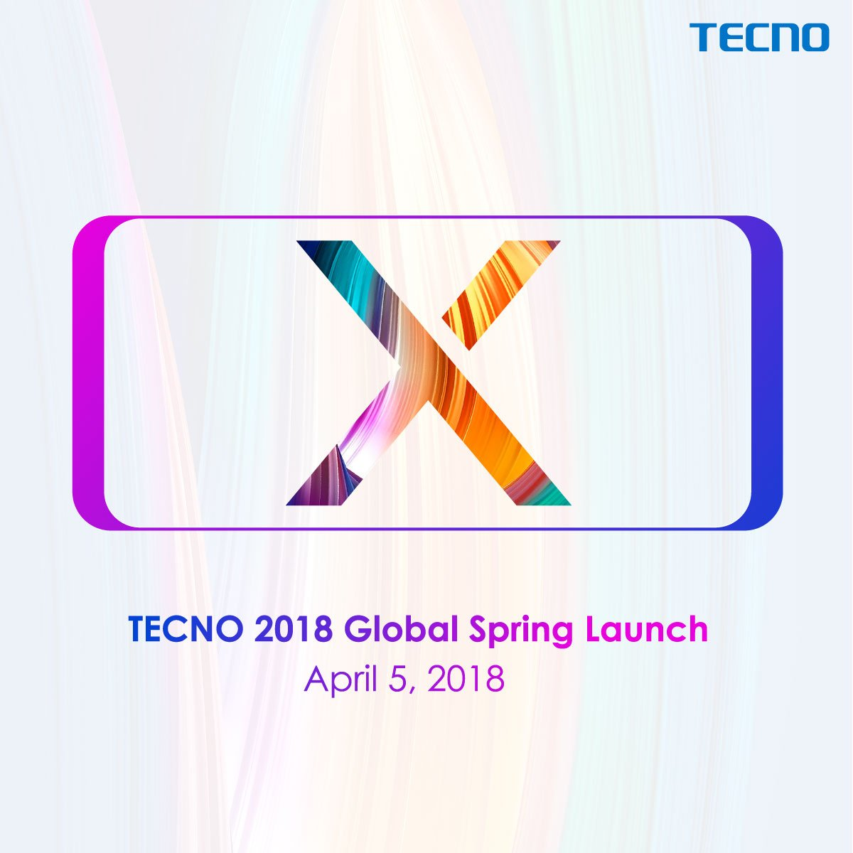 Tecno Camon X Infinity Display Render