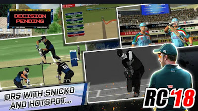 Real Cricket 18 2019 First Update
