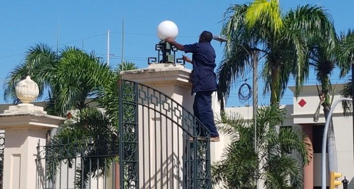 Presidente Medina dará seguimiento al huracán Irma desde el Palacio Nacional
