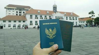 Cara Buat Paspor Manual dan Online