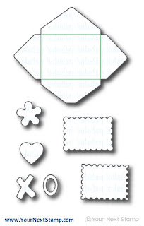 Mini Envelope Die