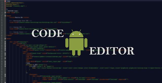 10 Aplikasi Code Editor di Android