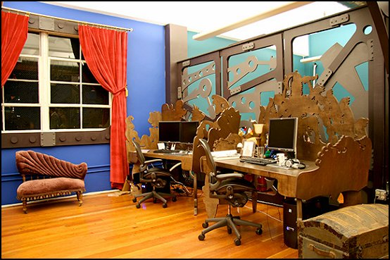 Steampunk Interior Design Ideas steampunk interior design inspirationswebcom 01 Steampunk Home Decorating Ideas