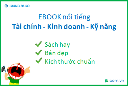 Bộ Ebook nổi tiếng về Tài chính - Kinh doanh - Kỹ năng mềm