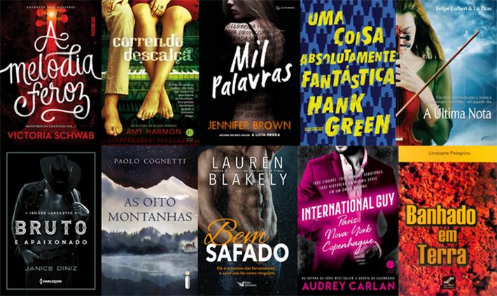 Sorteio: 5 anos do blog Roendo Livros | 10 livros para um único ganhador