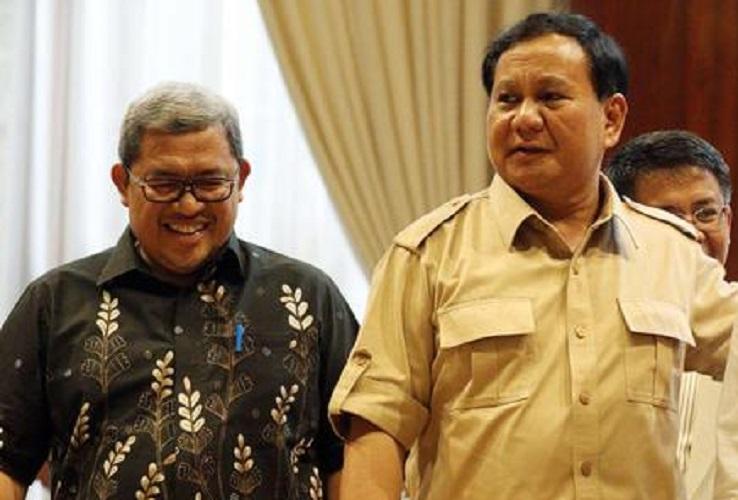 Prabowo Aher