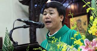 Nguyễn Ngọc Nam Phong tổ chức thánh lễ bảo vệ kẻ phạm tội
