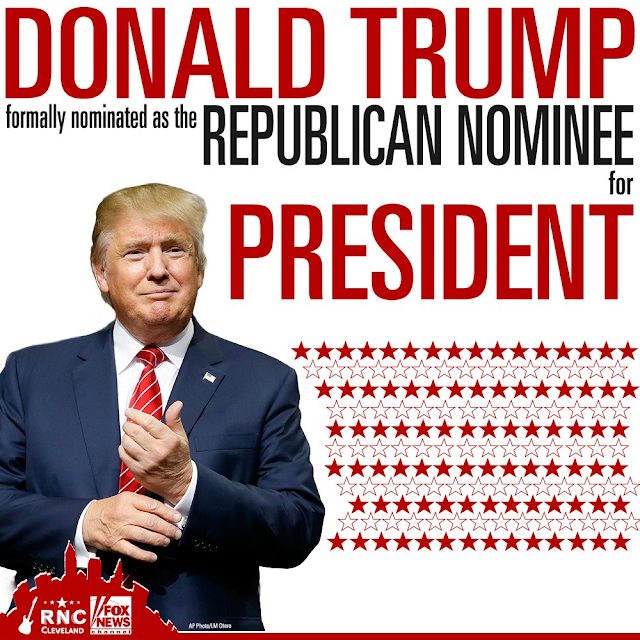GOP Convention Highlights: Donald Trump officially nominated as ...