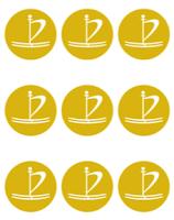 Lakan Society Pins