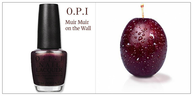 Review: Collection San Francisco by OPI - Muir Muir on the Wall