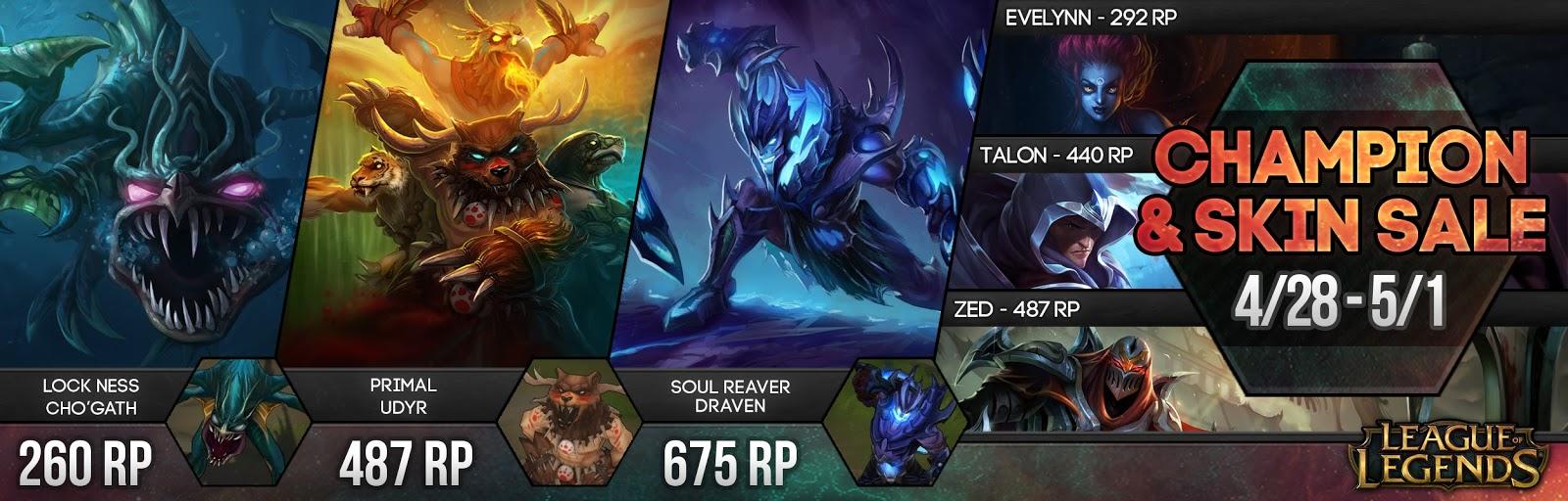 Soul Reaver Draven Skin Spotlight
