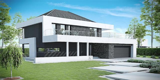 Nowoczesny dom a minimalizm