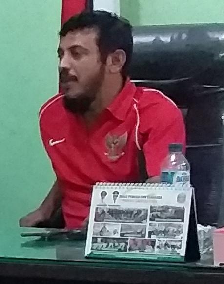Daniel Mohon Maaf Tinggalkan KONI T.Tinggi,Musorkot  Dilanjutkan