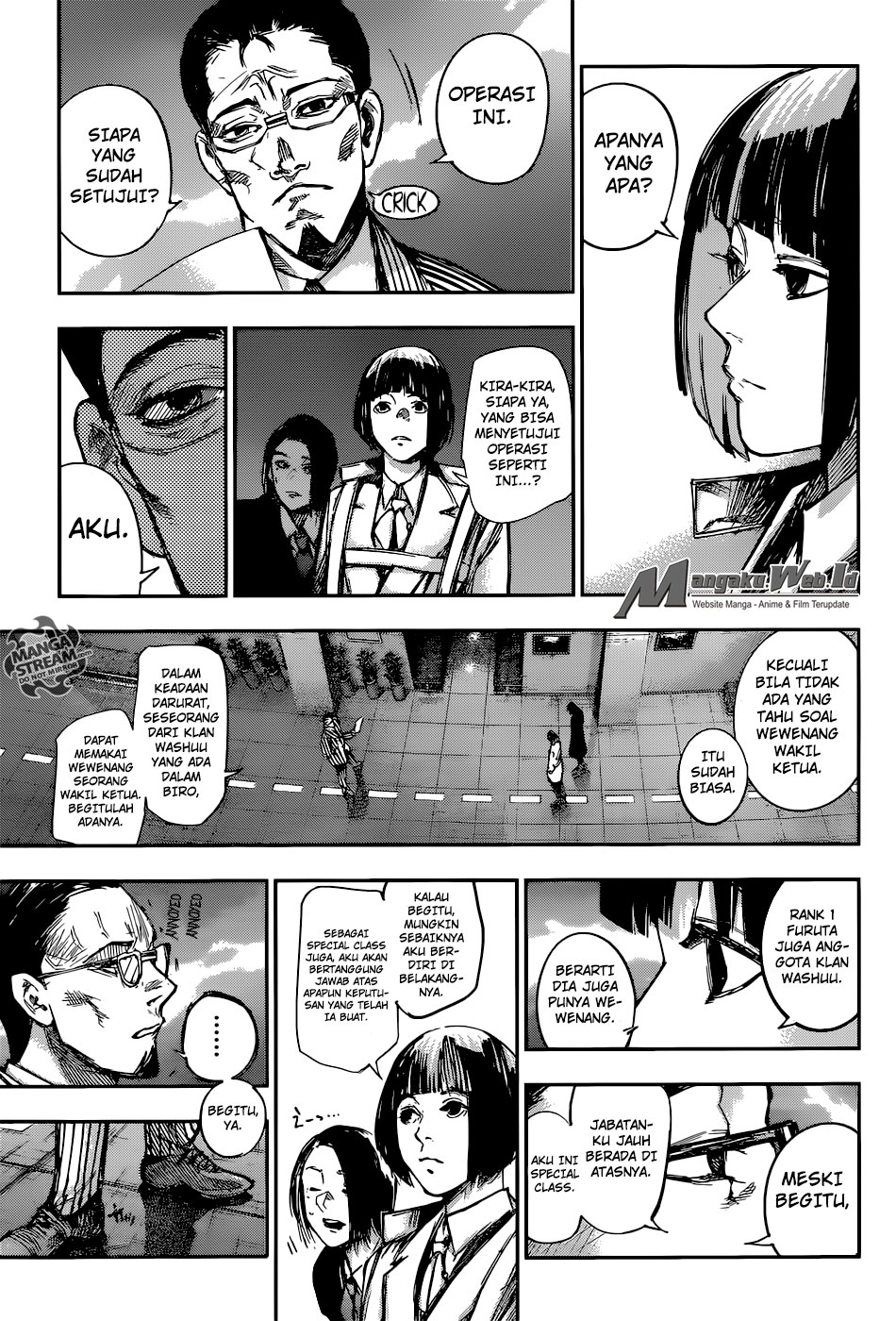 Tokyo Ghoul: Re Chapter 104-10