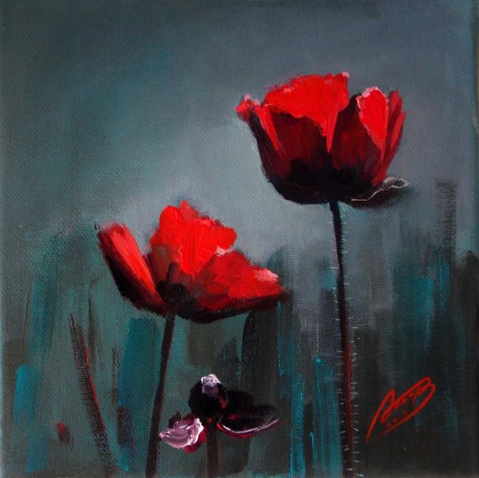 Британский художник. Lyubov Rasic