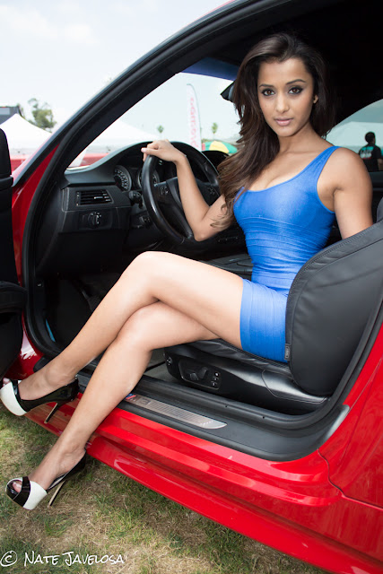 Nate Javelosa Bimmerfest Pasadena 2013 Model Behavior