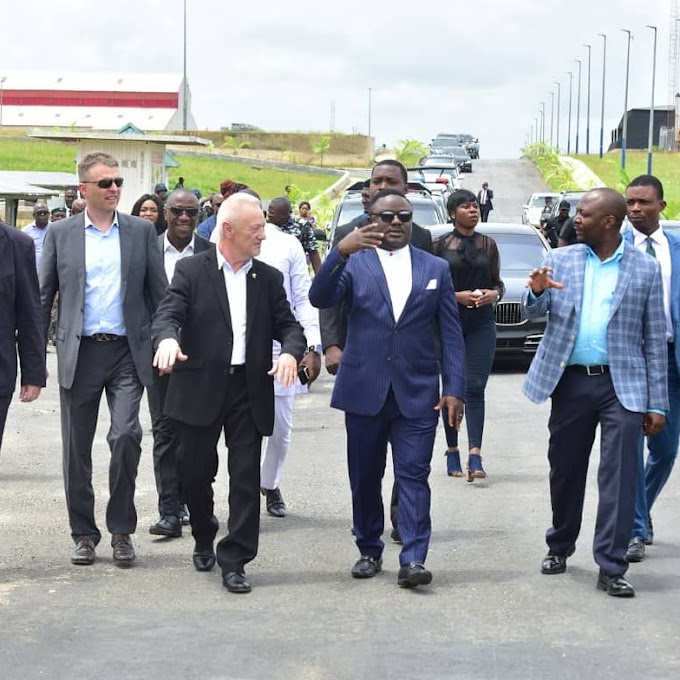 Construction of Electric car, energy bulb plants to start in six months  -- Ayade