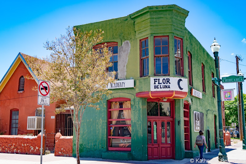 Union Plaza District El Paso Things to Do Texas Weekend Getaway