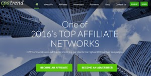 CPATrend Review - Top Rated, Exclusive CPA Network ( Best CPA Network )