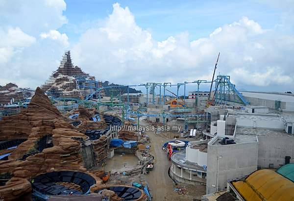 Latest Photo 20th Century Fox World Theme Park Malaysia