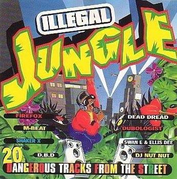 jungle válogatáslemez