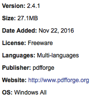 PDFCreator  Free Download Latest Version
