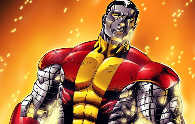 colossus marvel comics