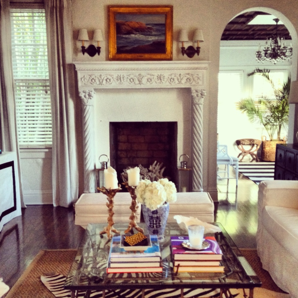 Luxe Report: Luxe Decor: Christin's House Before And Afters
