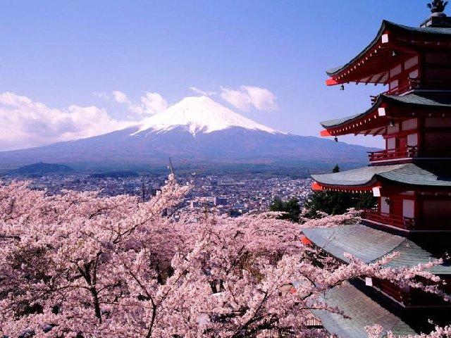 Pemandangan Cantik & Legenda Gunung Fuji