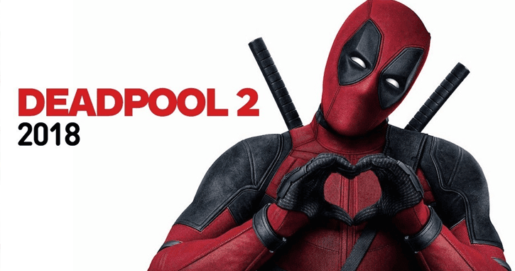 Deadpool 2 2018 Newyorkio