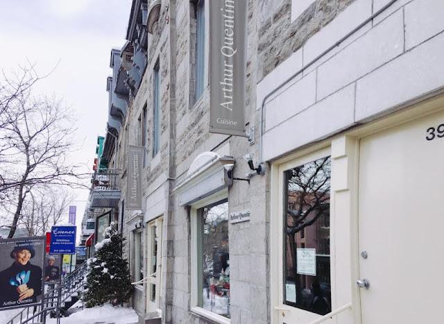 Arthur Quentin in Montréal, Canada