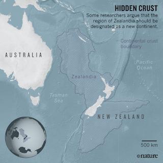 Zealandia, Benua Yang Terlahir Kembali