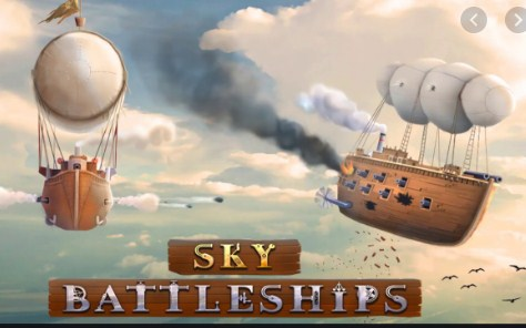 Sky battleship Apk Mod Free on Android Game Download