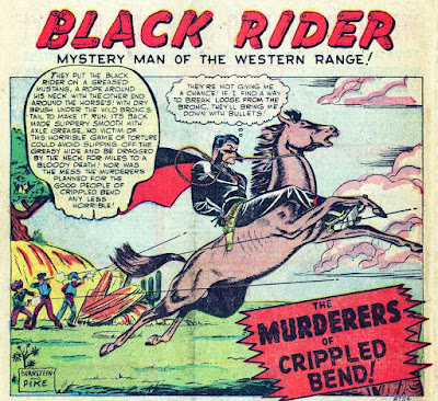 Wild Western 18 Murderers of Crippled Bend--'Bernstein and Pike