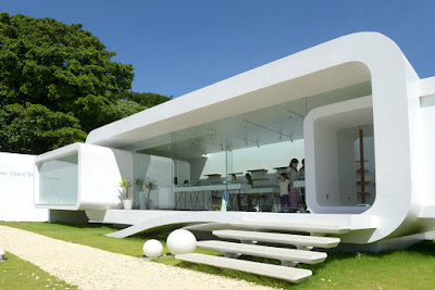 architecture design Okinawa Japan