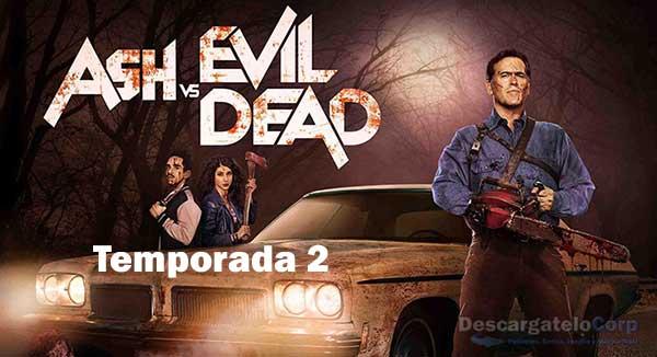 Ash vs Evil Dead Temporada 2 HD Español Latino