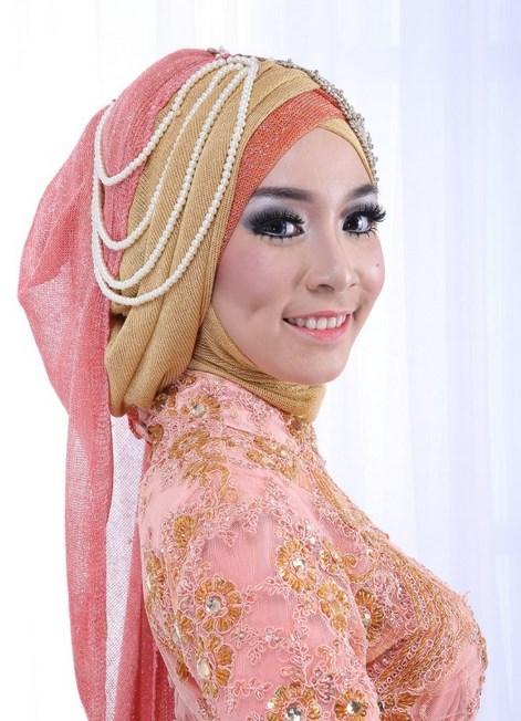 Konsep Foto Hijab Kebaya Potrait