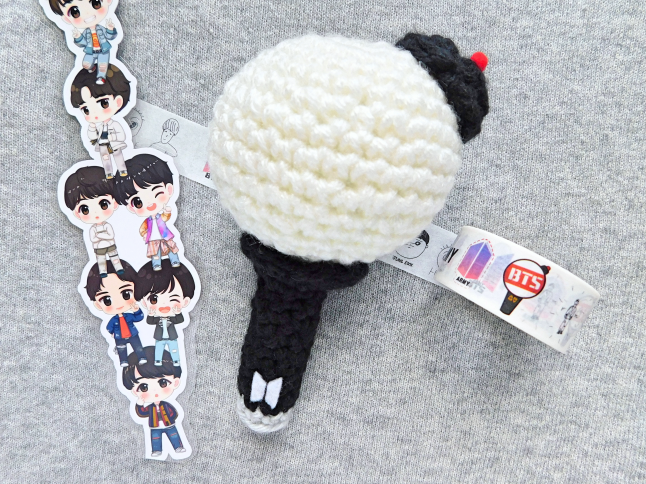 BTS Fan Stick Plush Giveaway!