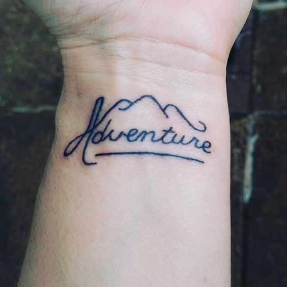 Adventure Tattoo Ideas