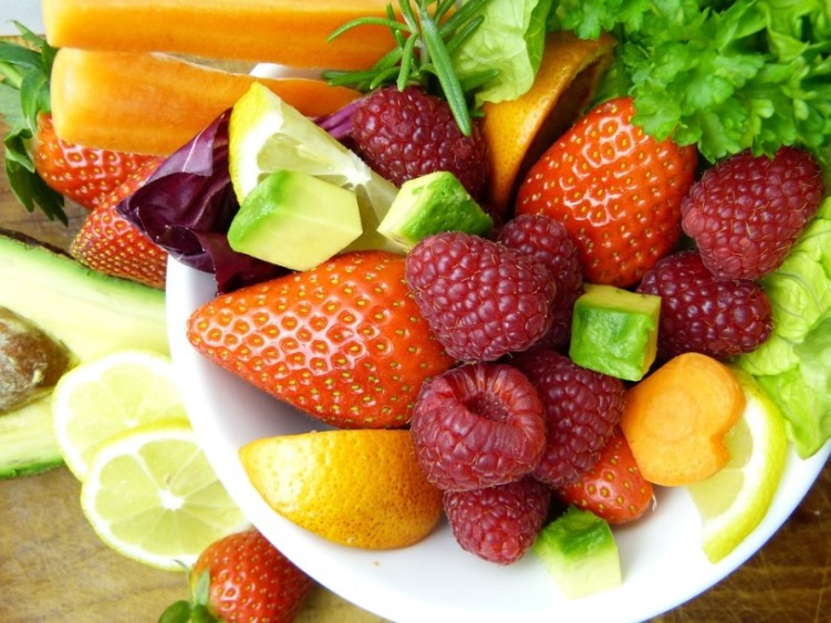 Eat More Fruits  for Clearer Skin