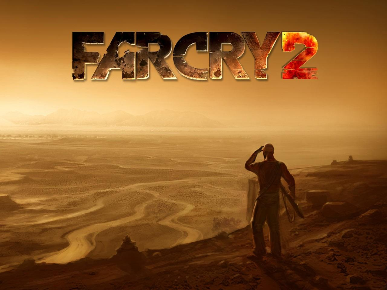 Mavis Fitzpatrick: far cry 2 background
