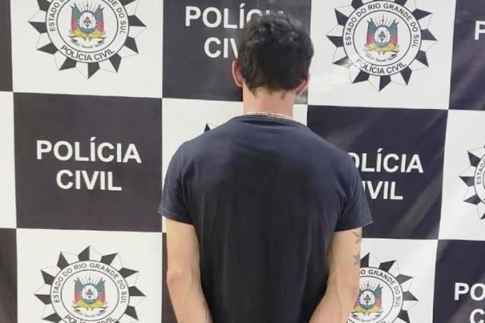 Polícia prende procurado em ação realizada em Gravataí